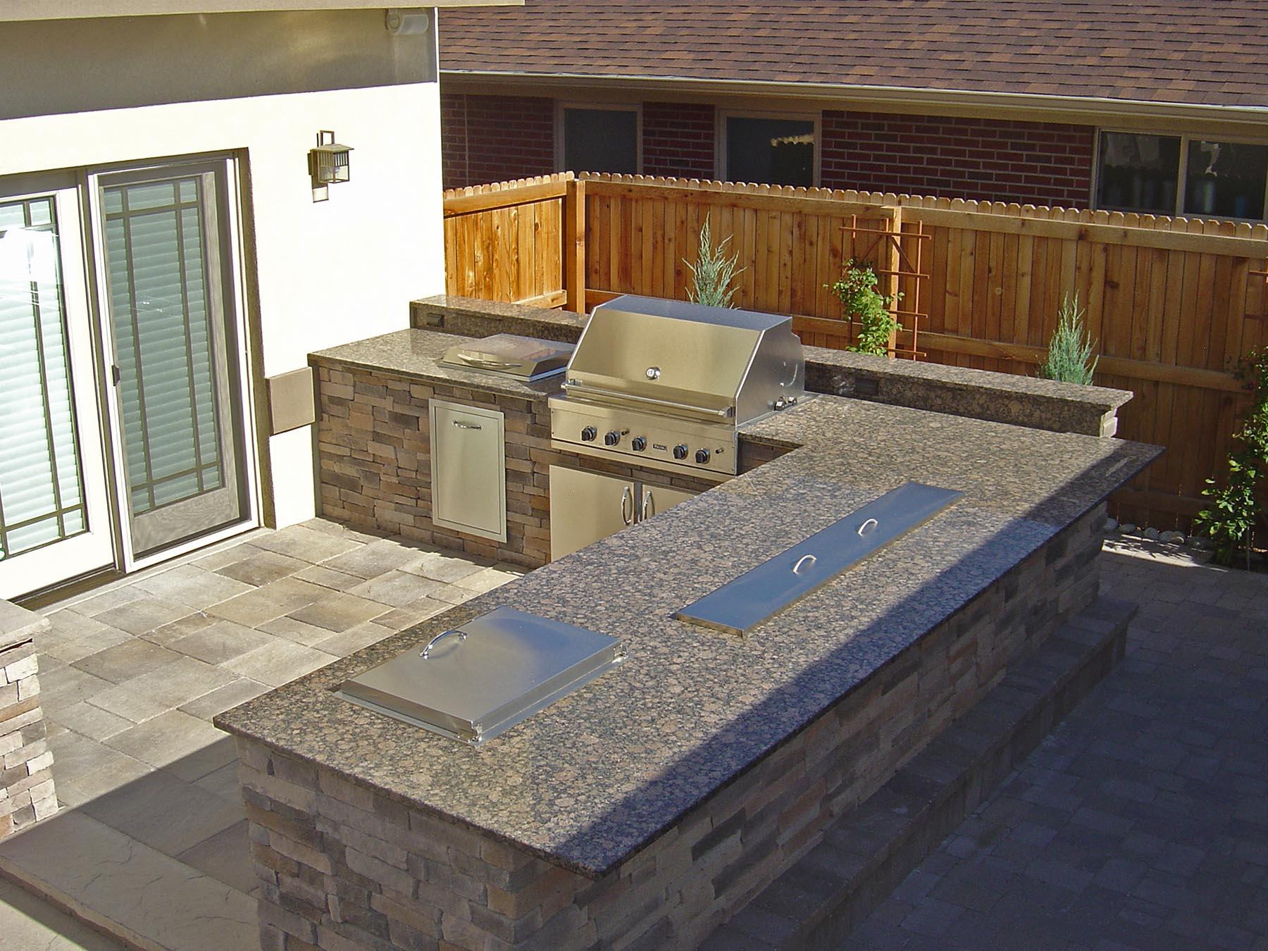 Outdoor Kitchens Denver Boulder Colorado